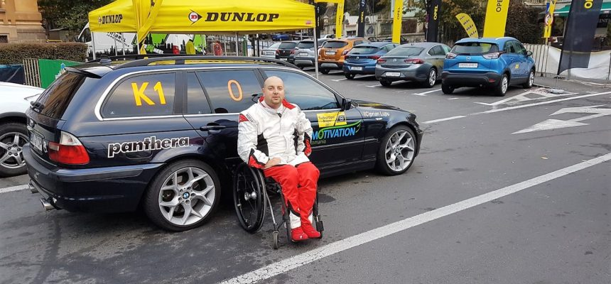 The first wheelchair user in Romania to have a pilot license!
