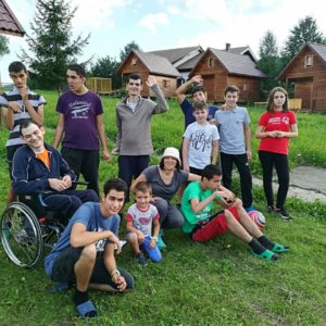 Summer camps for our youth with disabilities!