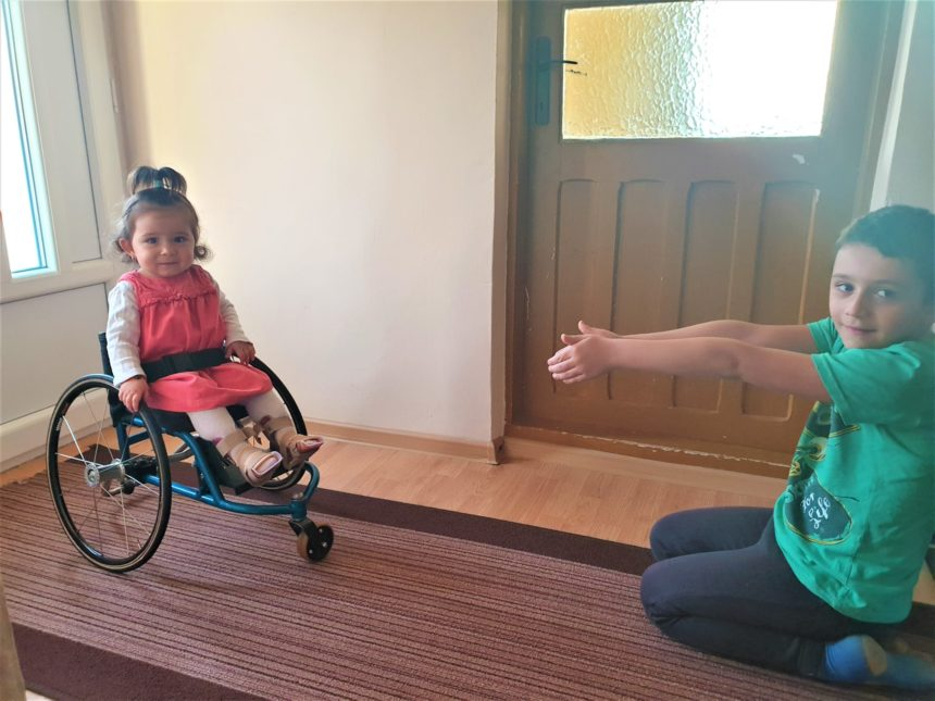 Lives changed for the better: Irina