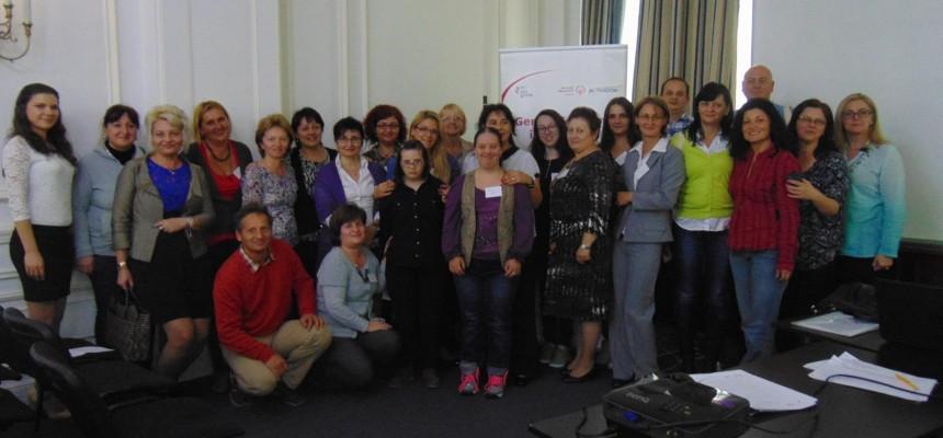 """Întâlnire finală de promovare a proiectului """"Gentle Teaching în România"""""""