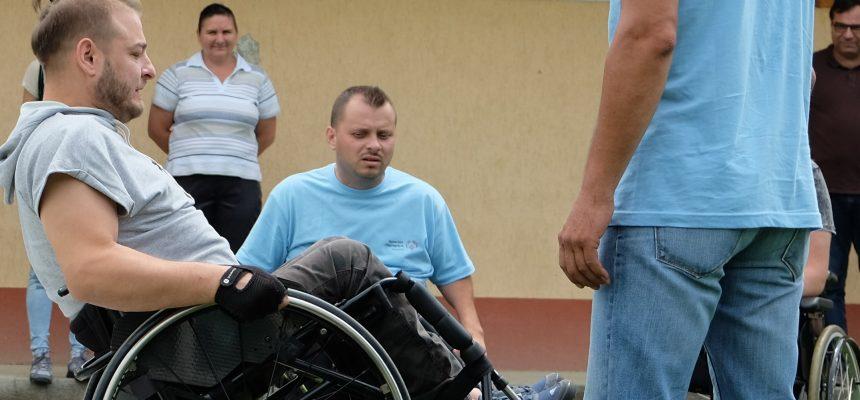 Vizitatori la Caravana Mobilității: Marian
