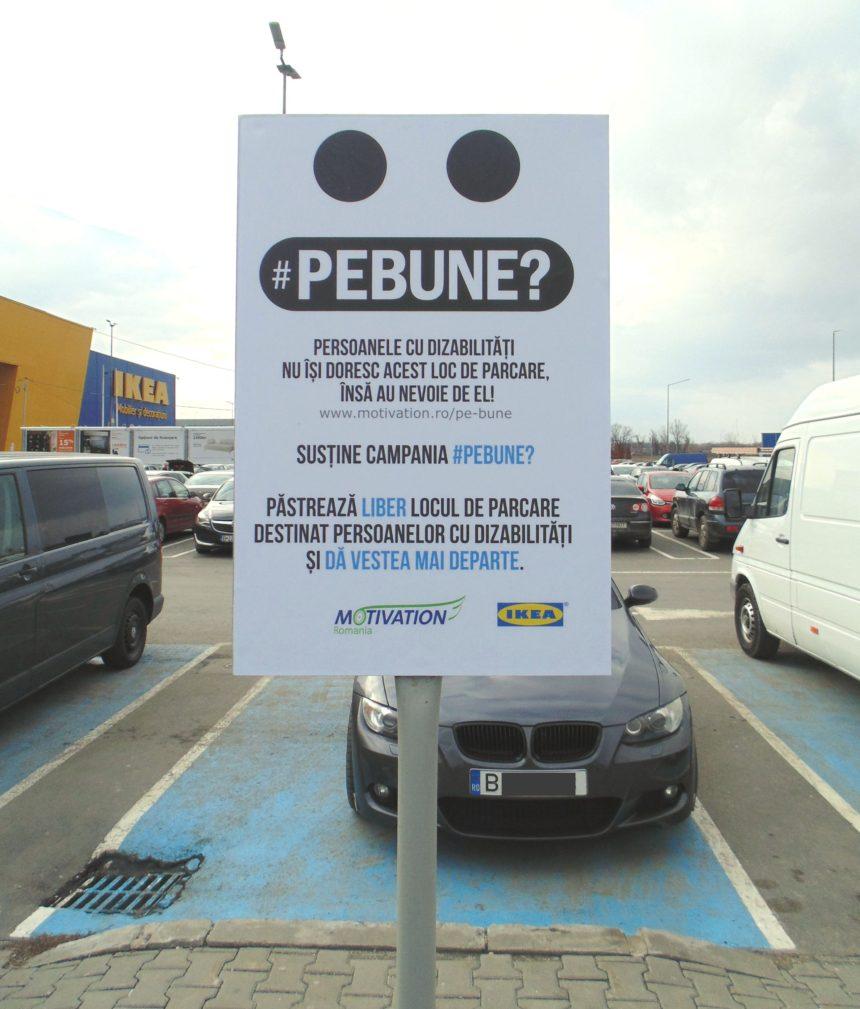 """Campania """"#PeBune?""""este, din această lună, și în magazinul IKEA"""