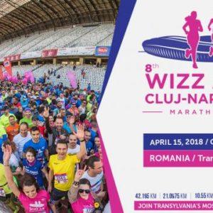 Maratonul Internațional WizzAir Cluj-Napoca