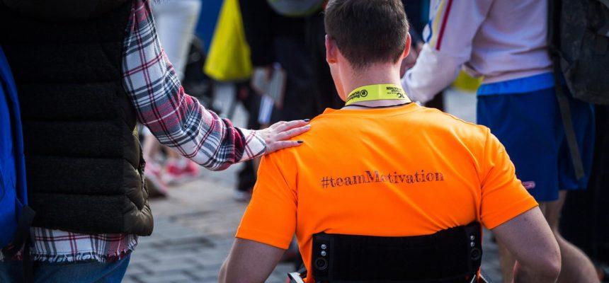 Vieți schimbate în bine prin participarea #TeamMotivation la Maratonul București!