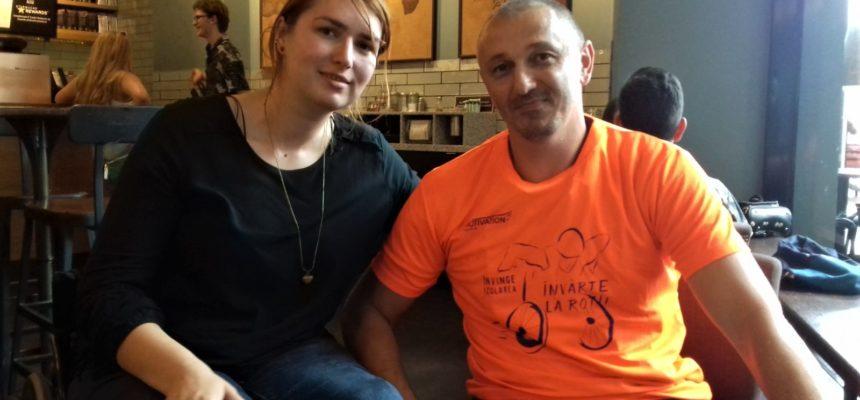 Claudiu Fometescu – ambasador #TeamMotivation la Maratonul București 2018!