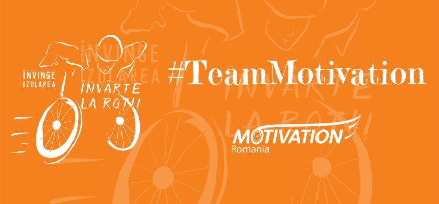 Hai în #TeamMotivation la Maratonul București 2019!
