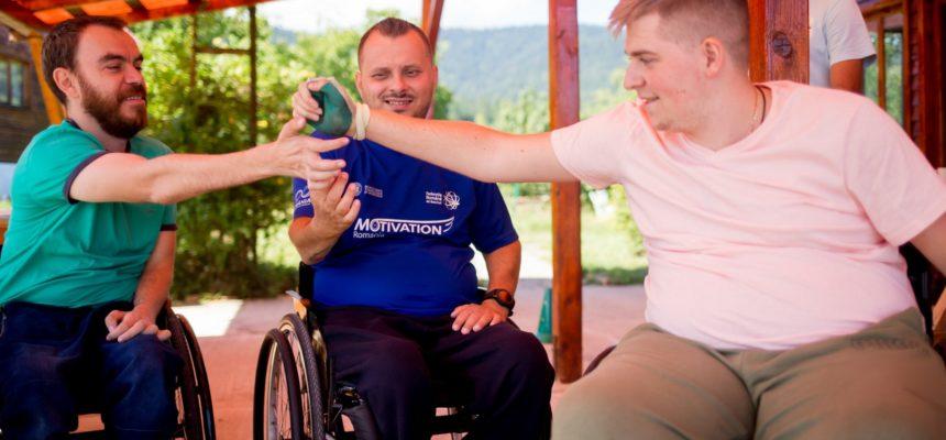 MotiActiv – noua aplicație mobilă  pentru persoanele care folosesc scaune rulante