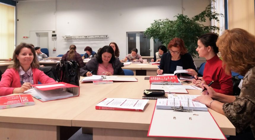 ICF Training for specialists from Alba County Social Assistance and Child Protection Department