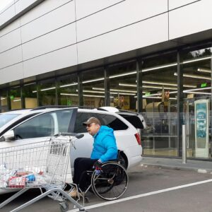 """#EnAbleParking?"" campaign message has reached over 830 disabled parking spots"