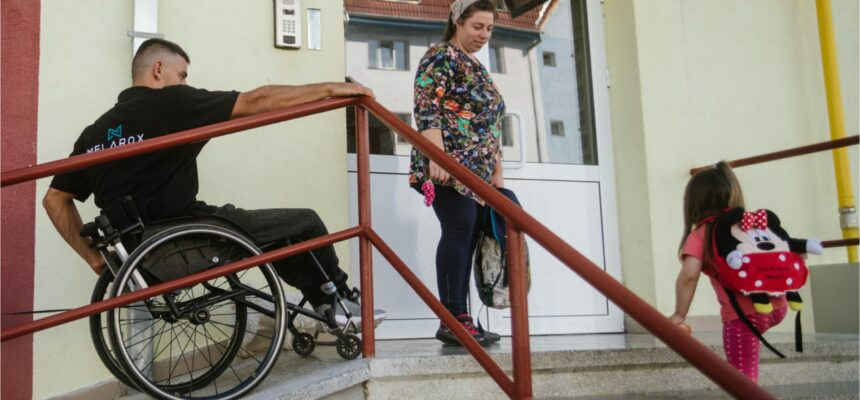 Wheelchair users will actively promote inclusion in their communities