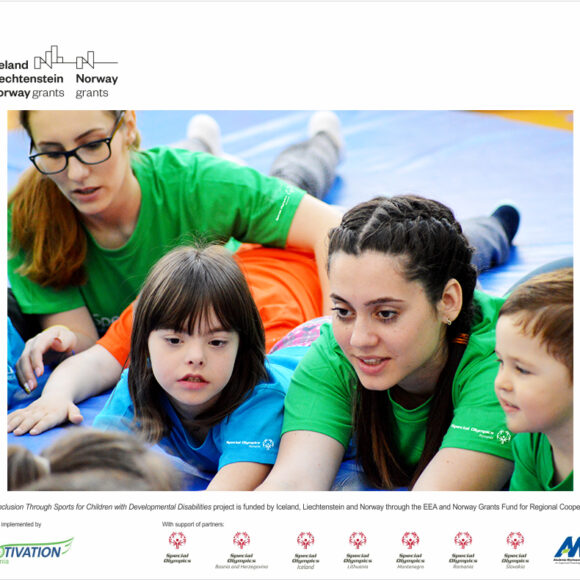 Children and youth with and without intellectual disabilities from six countries will participate together in activities and sports competitions that encourage inclusion