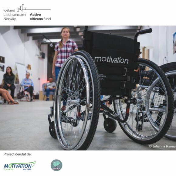 """""""Advocacy for community access to wheelchair users"""" promotes the rights of people with disabilities on local and national plan"""