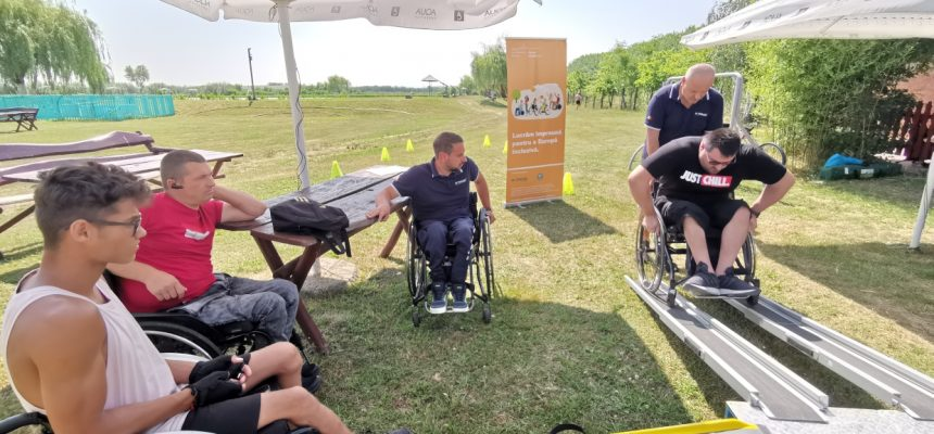 Mobility and health services for wheelchair users in the country