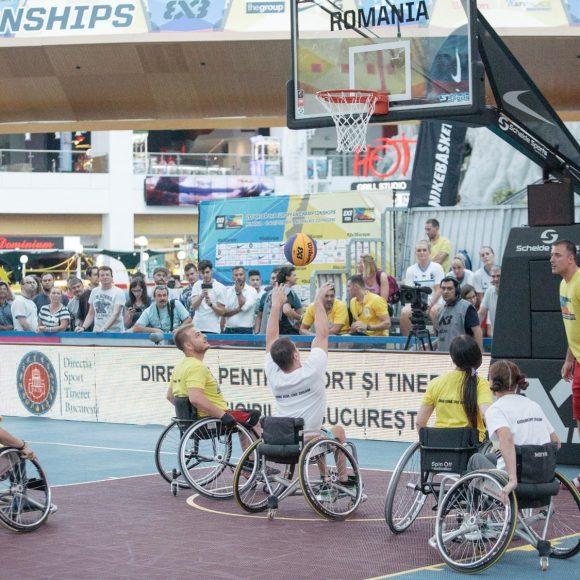 Servicii de furnizare de echipamente de mobilitate corespunzătoare și sport adaptat  pentru o viață activă a utilizatorilor de scaune rulante