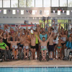 Abilitățile contează! Eveniment de înot pentru persoane cu și fără dizabilități