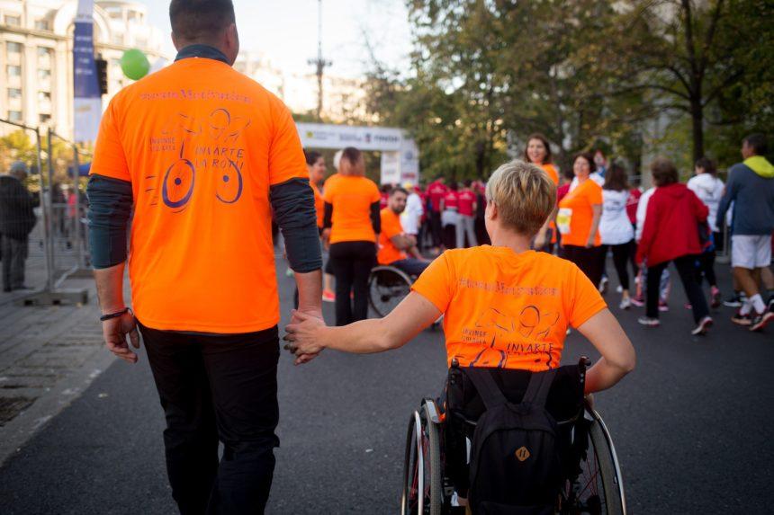 159 de vieți schimbate în bine de #TeamMotivation la Maratonul București 2018