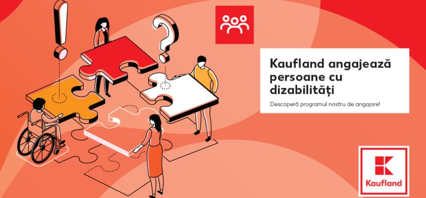 Kaufland încurajează incluziunea socială printr-un program de angajare care transformă diferențele în momente de învățare