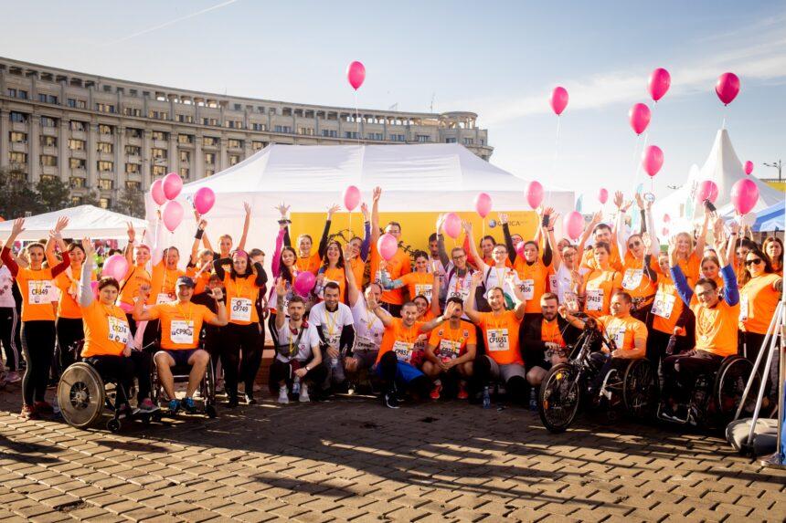 #TeamMotivation la Maratonul Internațional București 2020 – ediție online