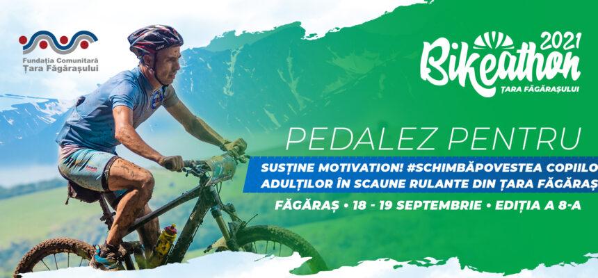 #TeamMotivation se pregătește de startul Bikeathon Țara Făgărașului