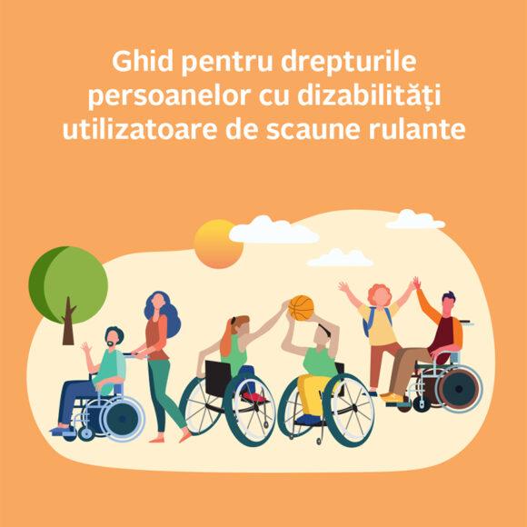 Un nou instrument pentru promovarea  drepturilor utilizatorilor de scaune rulante