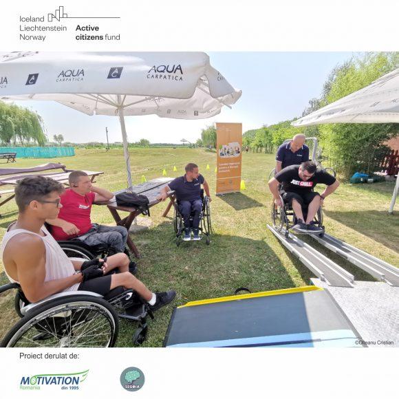 Servicii de mobilitate și sănătate pentru utilizatorii de scaune rulante din țară