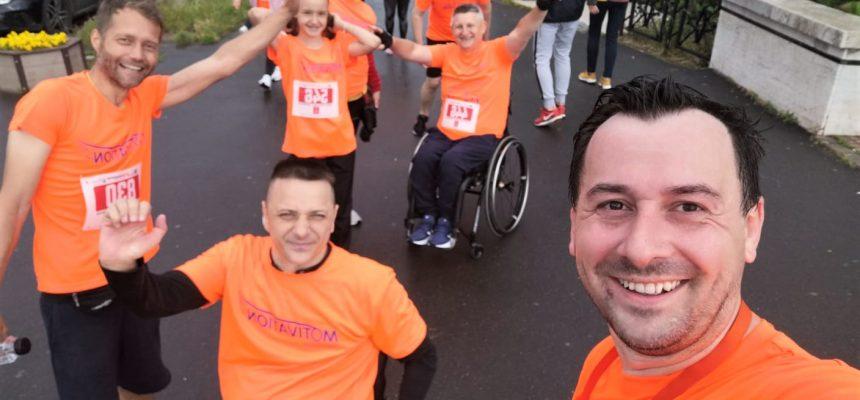 #TeamMotivation schimbă 15 vieți în bine, după participarea la Semimaraton Galați 2021