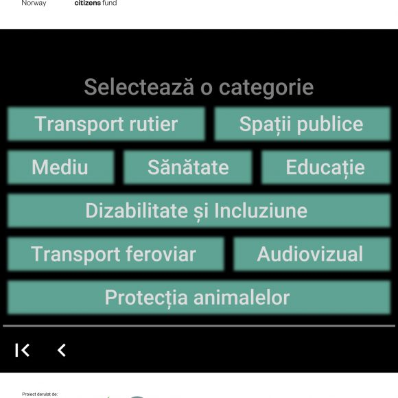 Educație incluzivă, o nouă opțiune în aplicația Panoul de Bord